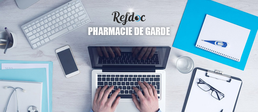 dossier pharmacie de garde