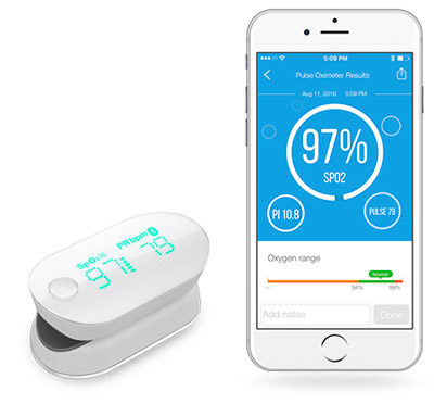 iHealth Air PO3M
