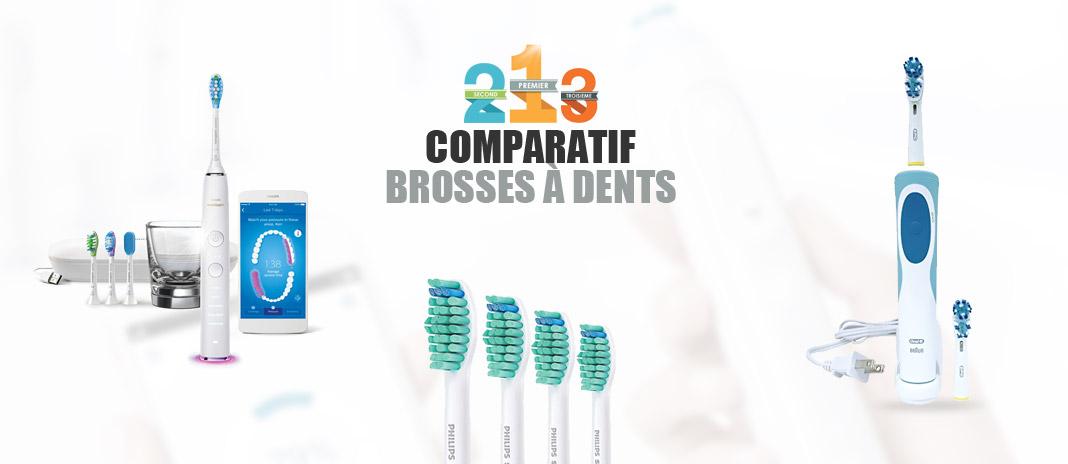 meilleures brosses à dents electriques