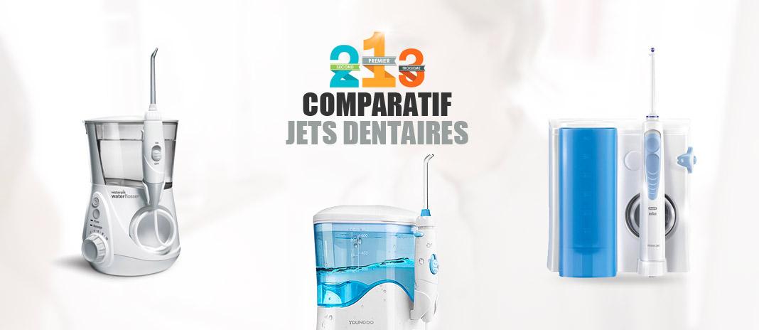 meilleurs jets dentaires