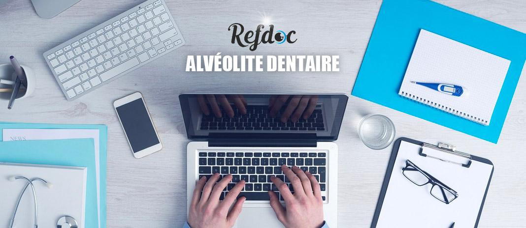 dossier alveolite dentaire