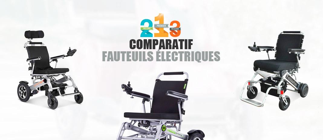meilleur fauteuil roulant electrique