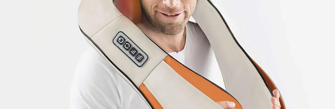 appareil massage dos nuque